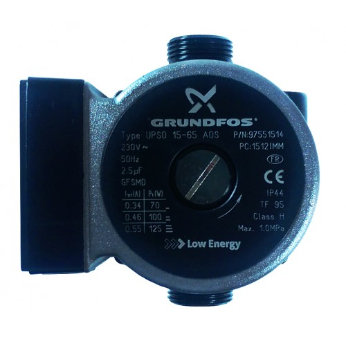 Pompa circulatie pentru centrala termica Immergas Zeus/Victrix 50, cod piesa 1.039415 (1.029646)