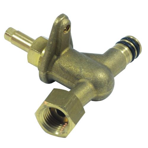 Robinet umplere pentru centrala termica Immergas Mini KW, cod piesa 3.018806