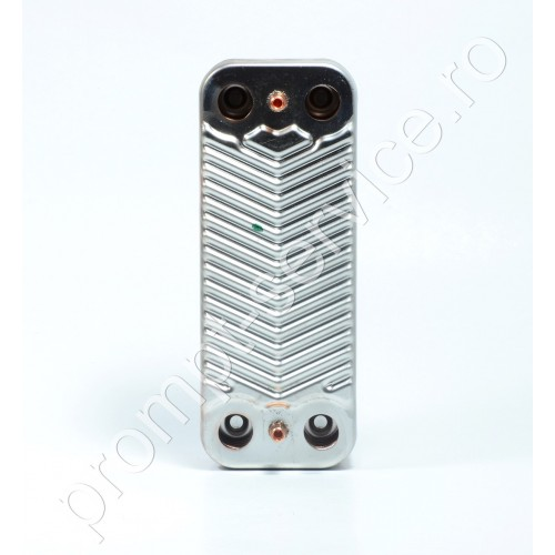 Schimbator apa calda menajera (ACM) pentru centrala termica Immergas Eolo Mini 24 KW, cod piesa 1.022219
