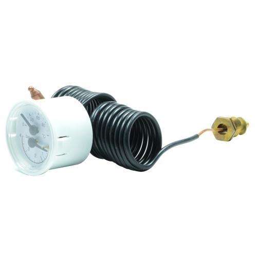 Termomanometru pentru centrala termica Immergas Eolo Mini, cod piesa 1.032801