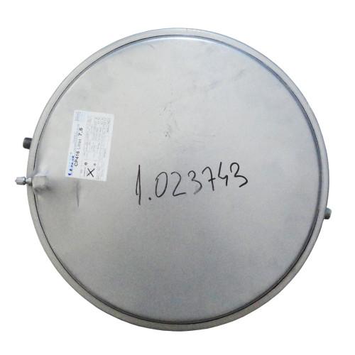 Vas expansiune 7,5 litri pentru centrala termica Immergas Eolo Mini 28 KW Special, cod piesa 1.023743