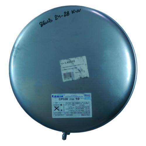 Vas expansiune 10 litri pentru centrala termica Immergas Zeus 24-28 kW, cod piesa 1.025251