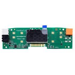Placa electronica afisaj pentru centrala termica Ariston, cod piesa 65114213