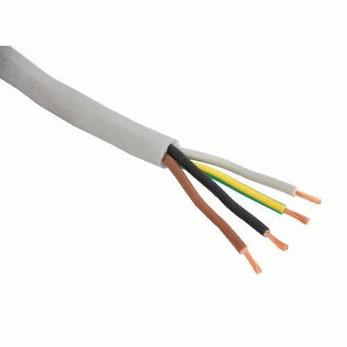 Cablu electric MYYM 4x0.50 mm