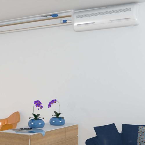 Pompa condens aer conditionat SaniFlo Sanicondens Clim Mini, silentioasa, 15 litri/h