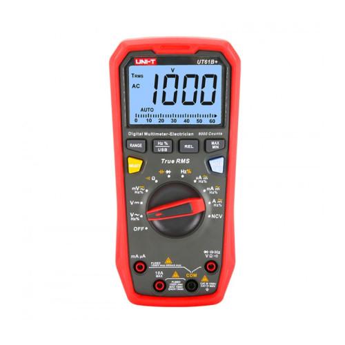 Multimetru digital True RMS, UNI-T, UT61B +1000V