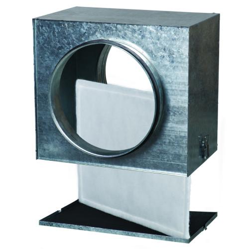 Cutie filtranta aer diametru 200 mm, introducere aer proaspat