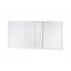 Grila ventilatie multiredirectionala rectangulara Vents NK 1200x600-H1V2