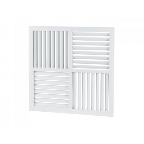 Grila ventilatie multiredirectionala rectangulara Vents NK 900x600-H2V2