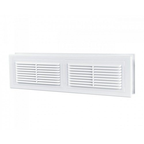 Grila ventilatie rectangulara Vents MV 380/2