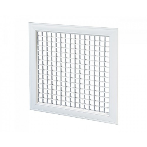 Grila ventilatie rectangulara Vents ND 350x350