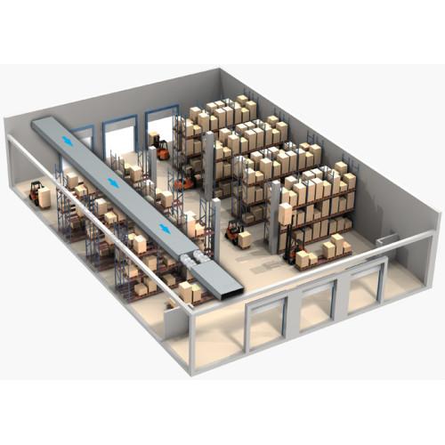 Ventilator industrial de tubulatura Vents TT 315