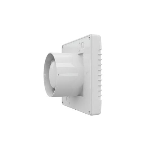 Ventilator casnic axial de perete cu jaluzele automate Vents 100 MA