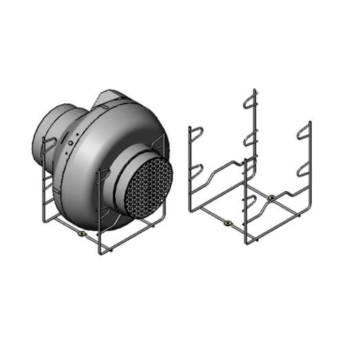 Ventilator industrial de tubulatura Vents VK 100