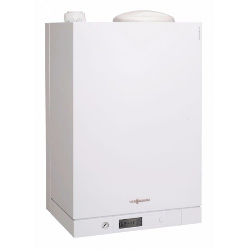 Centrala termica in condensare Viessmann Vitodens 111-W B1LD162 26 kW cu boiler incorporat