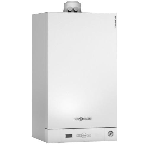 Centrala termica in condensare cu tiraj fortat Viessmann Vitodens 050-W BPJD053 33 kW