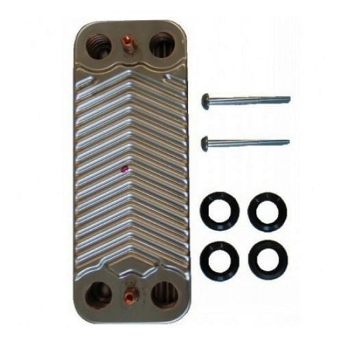 Schimbator in placi pentru centrala termica Viessmann Vitopend 100 WH1D, cod piesa 7828745
