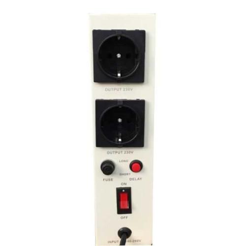 Stabilizator automat de tensiune cu releu Well AVR-REL-THINTRUST500-WL