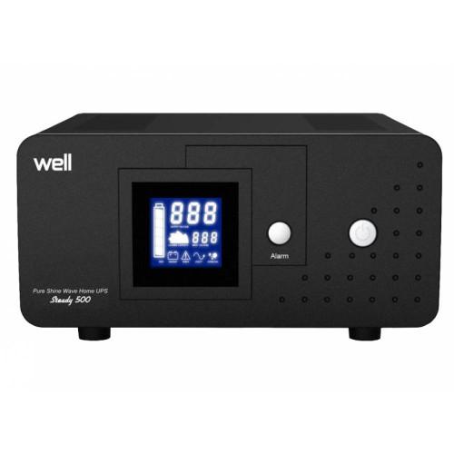 Sursa neintreruptibila pentru centrale termice Well UPS-HEATST-STEADY1000VA-WL