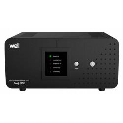 Sursa neintreruptibila pentru centrale termice Well UPS-HEATST-STEADY1500VA-WL