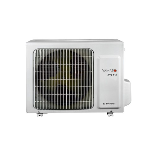 Aparat aer conditionat inverter Yamato Avanti YW09IG7 9000 BTU, kit instalare inclus, WiFi inclus, Filtru Carbon Activ, I feel, freon R32, A++, Timer, Auto Restart, Alb