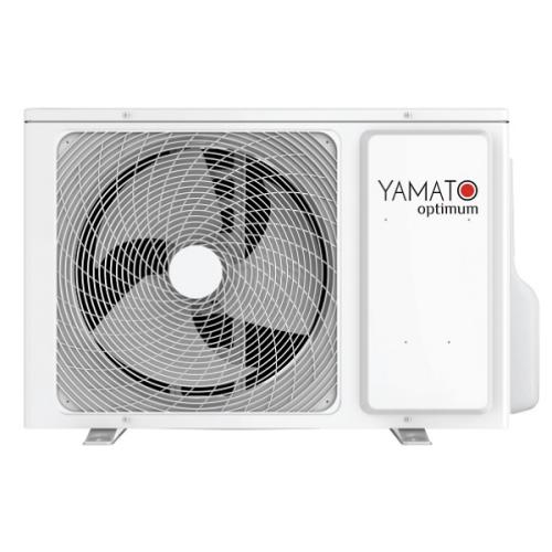 Aparat de aer conditionat Yamato Optimum YW09H1 9000 BTU, Kit instalare inclus, Freon R32, A++, Timer, Auto Restart, Alb