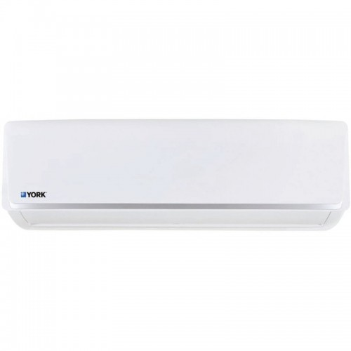 Aparat aer conditionat inverter York Pyrenees 24000 BTU, Follow me, Turbo, Blue fin, R32, Alb