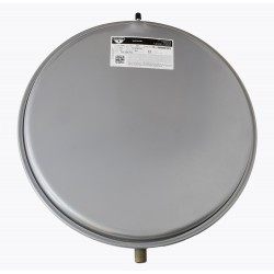 """Vas de expansiune 10 litri Zilmet, diametru 416 mm, grosime 81 mm, racord 1/2"""", membrana fixa, 3 bar"""