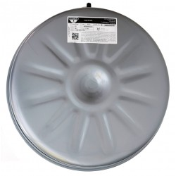 """Vas de expansiune 12 litri Zilmet, diametru 387 mm, grosime 138 mm, racord 3/4"""", membrana fixa, 3 bar"""