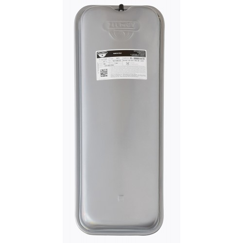 Vas de expansiune 12 litri Zilmet, dimensiuni 492x203 mm, grosime 170 mm, membrana fixa, 3 bar