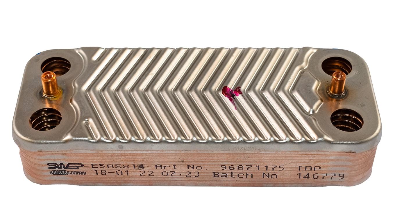 Schimbator placi pentru centrala termica Immergas Eolo Mini 28 3E, cod piesa 3.021693