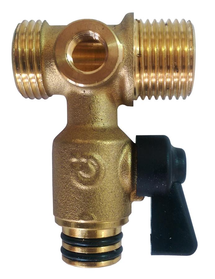 Robinet umplere pentru centrala termica Ferroli Domina E, cod piesa 39822090