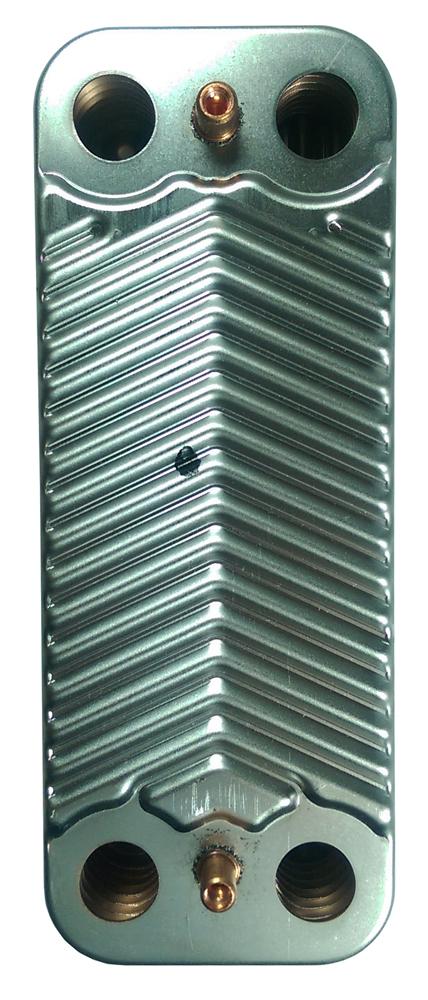 Schimbator placi pentru centrala termica Immergas Eolo Mini 24 3E (Eolo MYTHOS 24 2E), cod piesa 3.021692